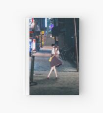 Monogatari – Nadeko Street Hardcover Journal