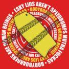 Esky Lids Aren't Speedbumps by Pavatron
