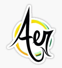 Aer Sticker