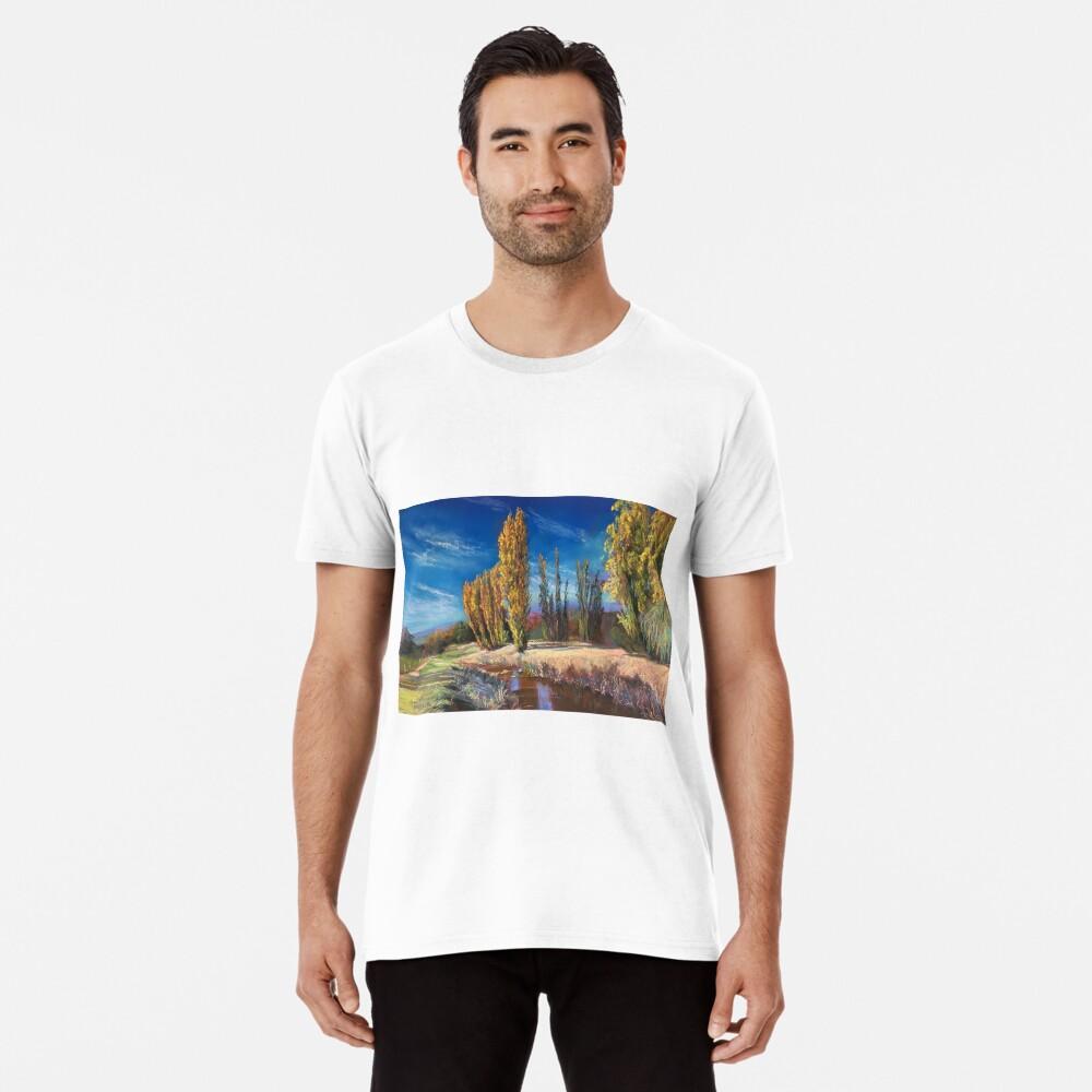 'Autumn - Adelong Creek' Premium T-Shirt