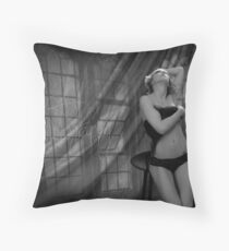 Tantalizing... Throw Pillow