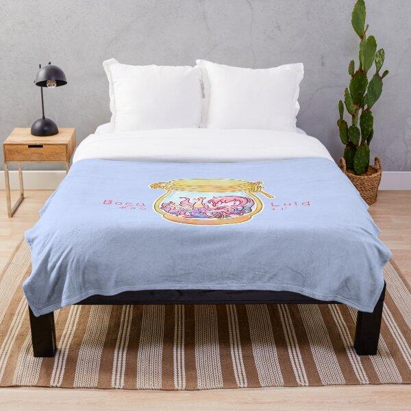 Bocaloid - Ruka Throw Blanket