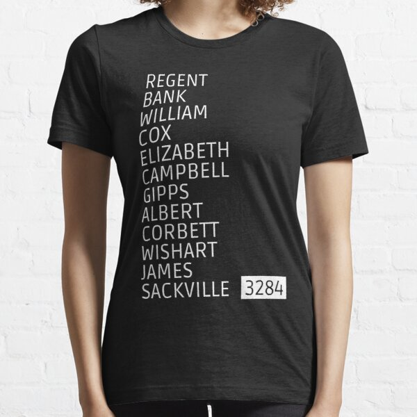 Streets of 3284 Essential T-Shirt
