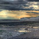 Seven Sisters - HDR Panorama by Ann Garrett