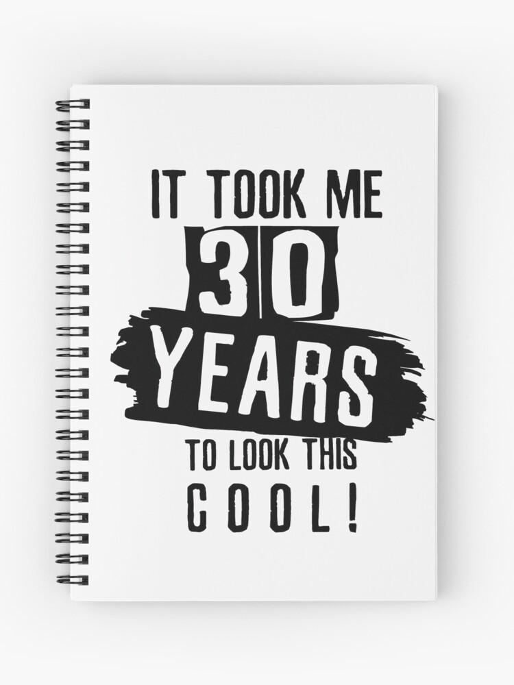 It Took Me 30 Years To Look This Good Hoody Hoodie 30th Birthday Present Funny