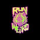 Run Weird - Wolf - Colour by bangart