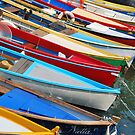 Boats by Ashley W