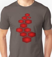 Abstract Puzzle Unisex T-Shirt