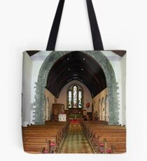St Eunan 's Cathedral Raphoe, Donegal, Ireland Tote Bag