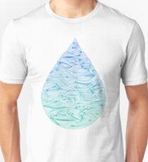 Ombré Droplet T-Shirt