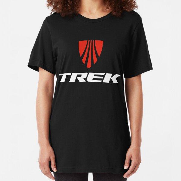 Trek Bicycle Logo Slim Fit T-Shirt