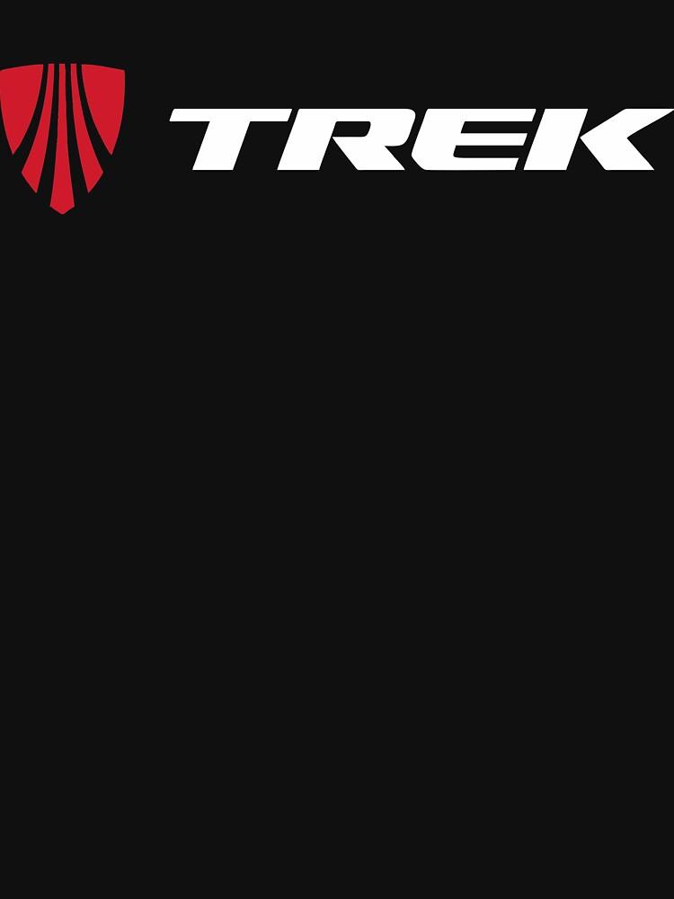 Trek Bicycle Logo by gregozy