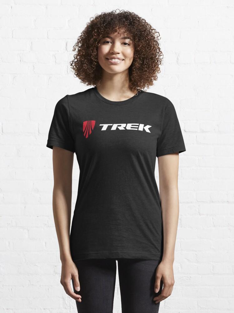 Alternate view of Trek Bicycle Logo Essential T-Shirt