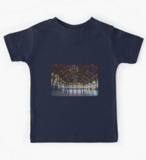 Mount Royal viewpoint chalet Kids Tee