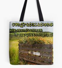 Queensland Group Banner Tote Bag