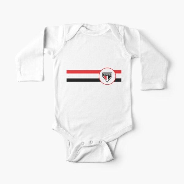 Serie A - São Paulo (Away Black) Long Sleeve Baby One-Piece