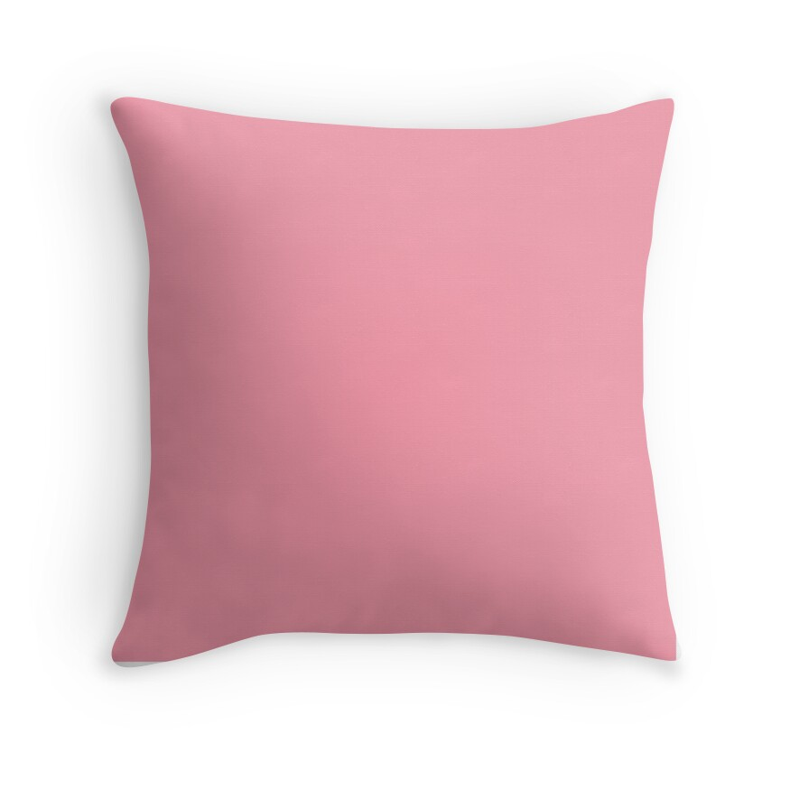 Pink Petal Solid Summer Party Color