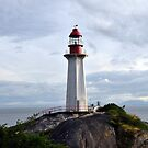 Atkinson Point Lighthouse by Marie Terry
