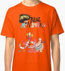 Real Monsters! Classic T-Shirt