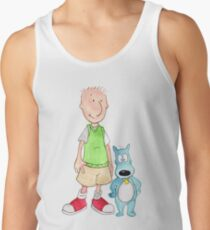 Doug and Porkchop Tank Top