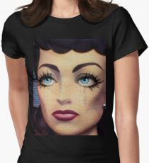 Mildred Pierce Women's Fitted T-Shirt