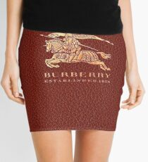 burberry reino cas Mini Skirt