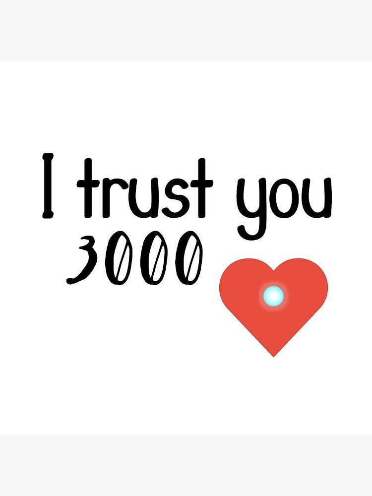 Ich vertraue dir 3000 von BowShot