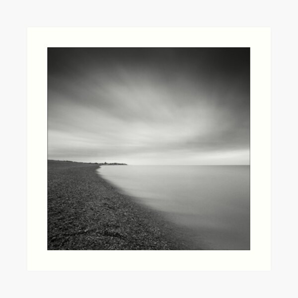 Aldeburgh Beach at Dawn, Suffolk Art Print