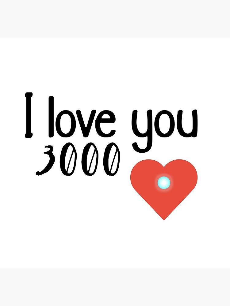 Ich liebe dich 3000 von NunoMG