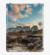 Sunset At Seaview Isle Of Wight iPad Case/Skin