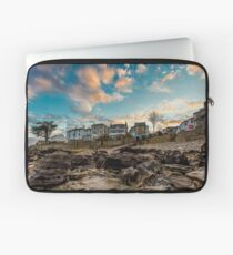 Sunset At Seaview Isle Of Wight Laptop Sleeve