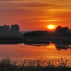 July sunrise near Renesse by Adri  Padmos