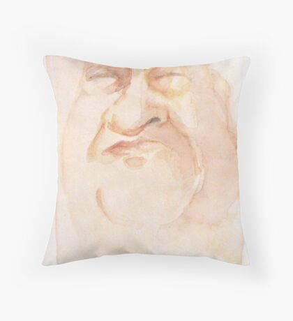 Such Contentment Throw Pillow