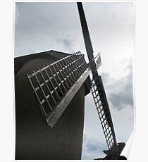 1700 Windmill Poster
