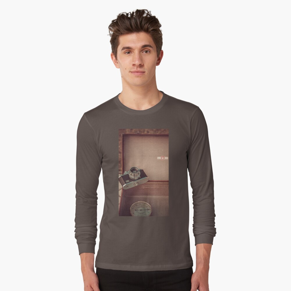 218 - Travel stories Long Sleeve T-Shirt