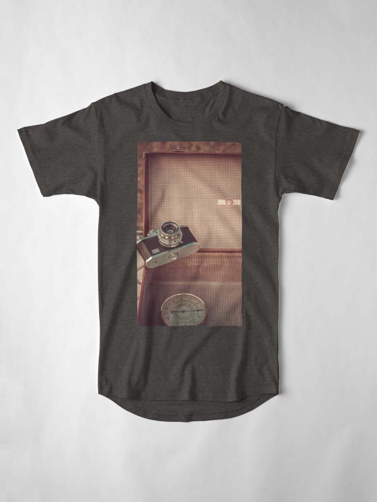 Alternate view of 218 - Travel stories Long T-Shirt