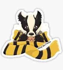 Sweet badger Sticker
