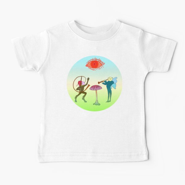 Sunday Afternoon Music Rehearsal Baby T-Shirt