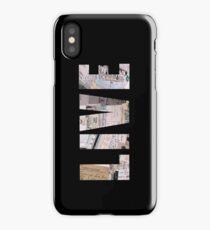 Live iPhone Case/Skin