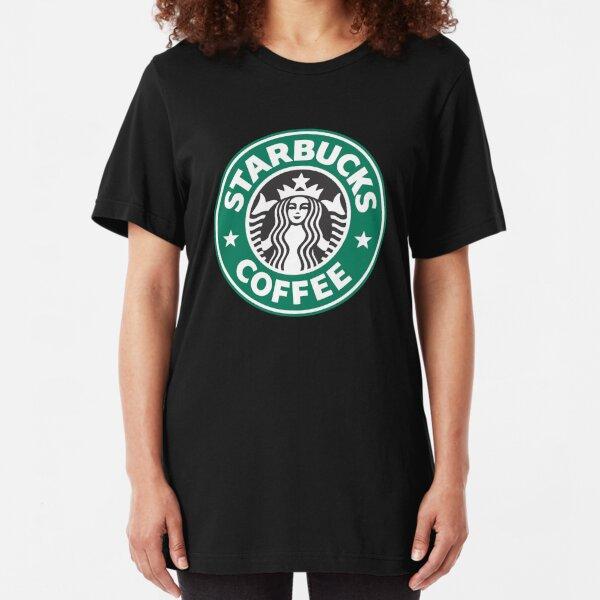 Starbucks Coffee Merchandise Slim Fit T-Shirt
