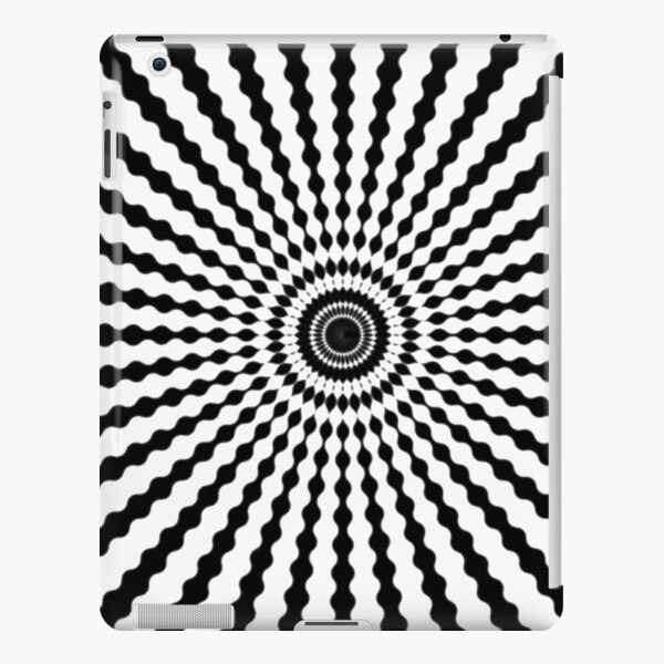 #Illusion #delusion #fantasy #hallucination, phantasm, phantom, iPad Snap Case