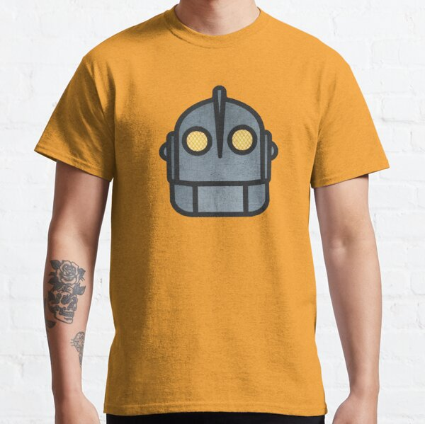 Iron Giant Head Classic T-Shirt