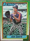 474 - Juan Agosto by Foob's Baseball Cards