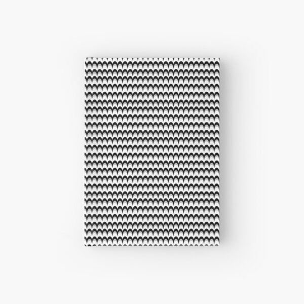 #Illusion #delusion #fantasy #hallucination phantasm phantom ghost specter Monochrome Hardcover Journal