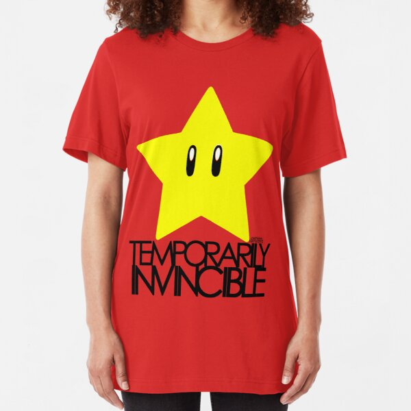 Temporarily Invinsible Slim Fit T-Shirt