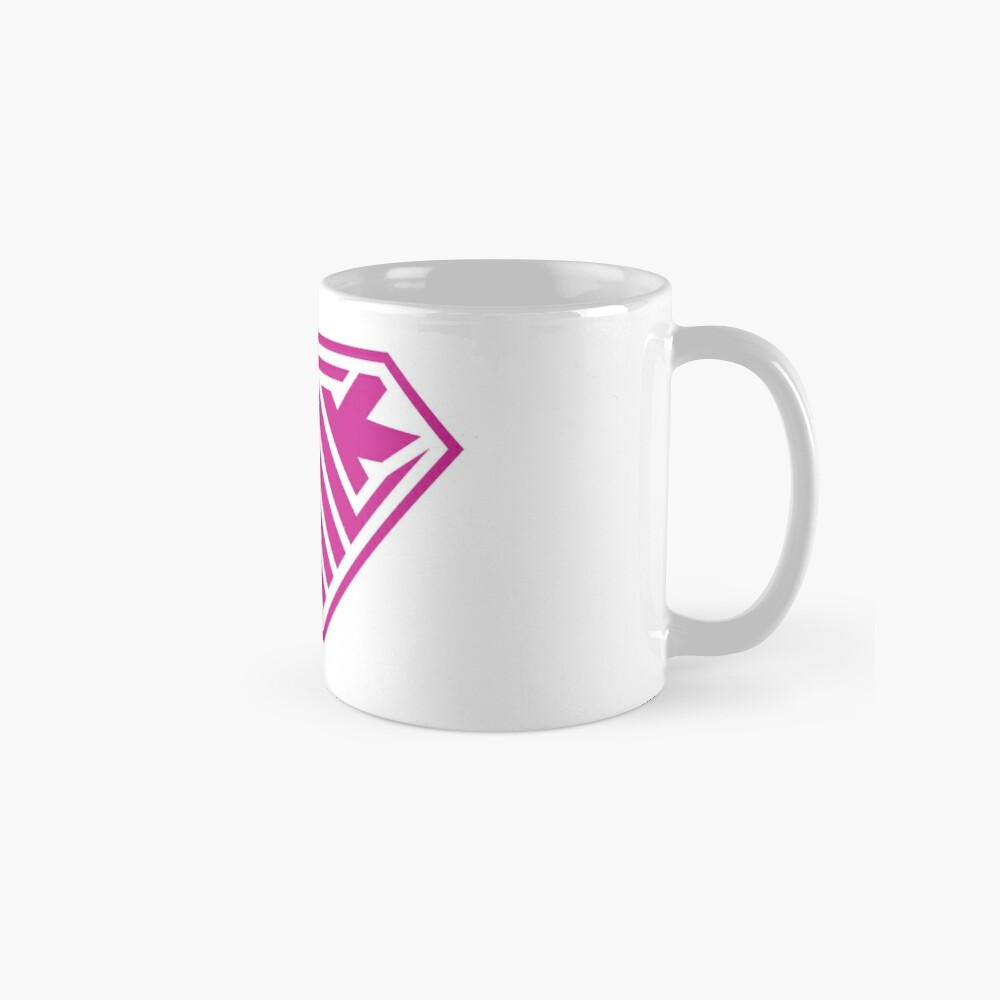 Thick SuperEmpowered (Pink) Mugs