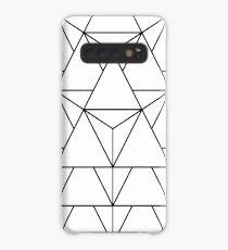 64 Tetrahedron Case/Skin for Samsung Galaxy