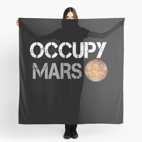 Occupy Mars Shirt Scarf
