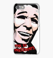 The Ex Presidents  iPhone Case/Skin