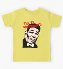 The Ex Presidents  Kids Tee